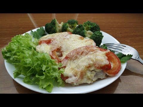 Запечённое ФИЛЕ Рыбы в духовке / Вкусный и Простой рецепт!