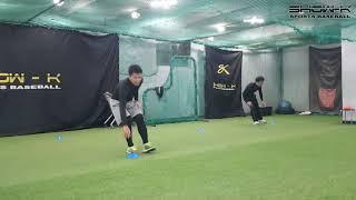 쇼케이 스포츠 베이스볼 투수 하체 보강운동 연습