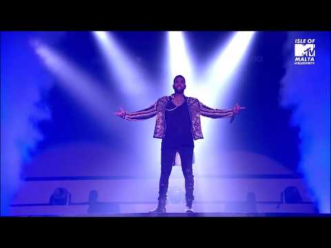 Jason Derulo - Wiggle (Opening Live From Malta)  2018