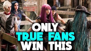 DESCENDANTS 2 QUIZ - How Well Do You Know DESCENDANTS 2?