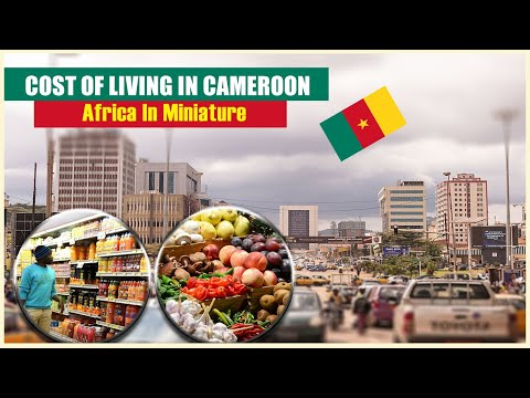 Cost of living in Cameroon - How Expensive is Cameroon