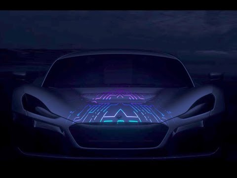 Rimac's second electric hypercar 120kWh battery and full autonomy