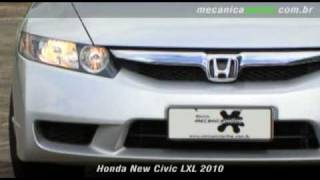 Honda New Civic LXL 2010