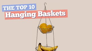 Hanging Baskets // The Top 10 Best Sellers 2017