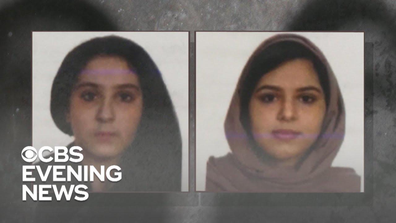 Dua Remaja Saudi yang Melarikan Diri dari Ayah dan Saudara Lelakinya Mendapat Suaka