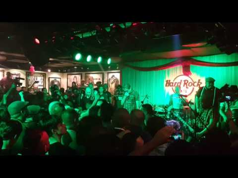 ACAB Live in Hard Rock Cafe - We Are The Youth