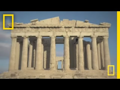 Parthenon Battle | National Geographic