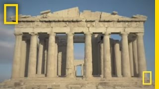 Parthenon Battle | National Geographic
