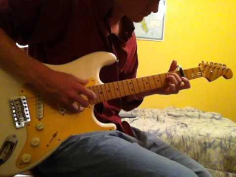 Simon & Garfunkel America Guitar Cover