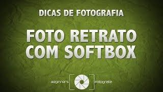 Dicas de Fotografia - Foto Retrato com Softbox