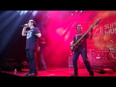 #Rockadventure2016 Sabuga Musikimia - Redam Feat Eben Burgerkil