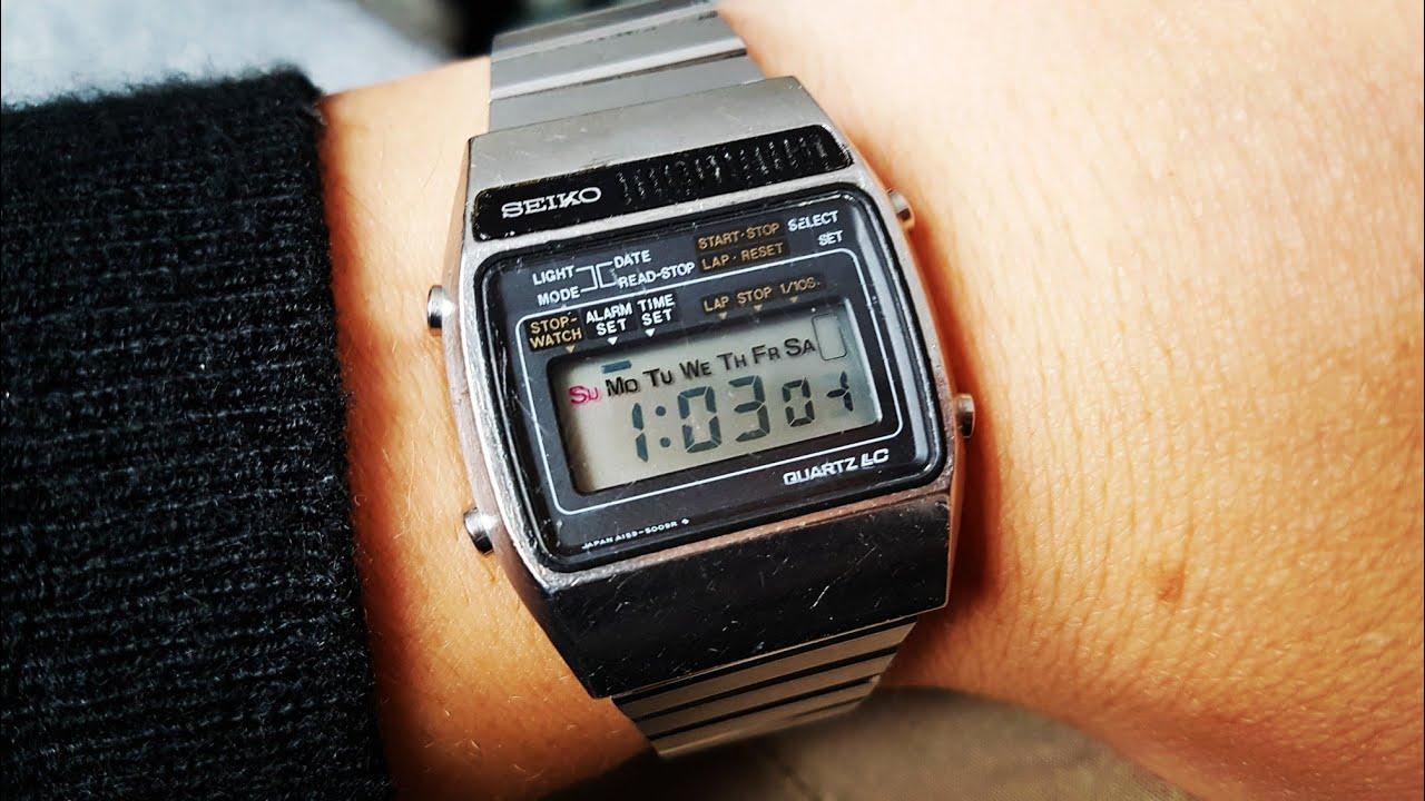 Dating Vintage Seiko horloges beste dating sites voor Virgins