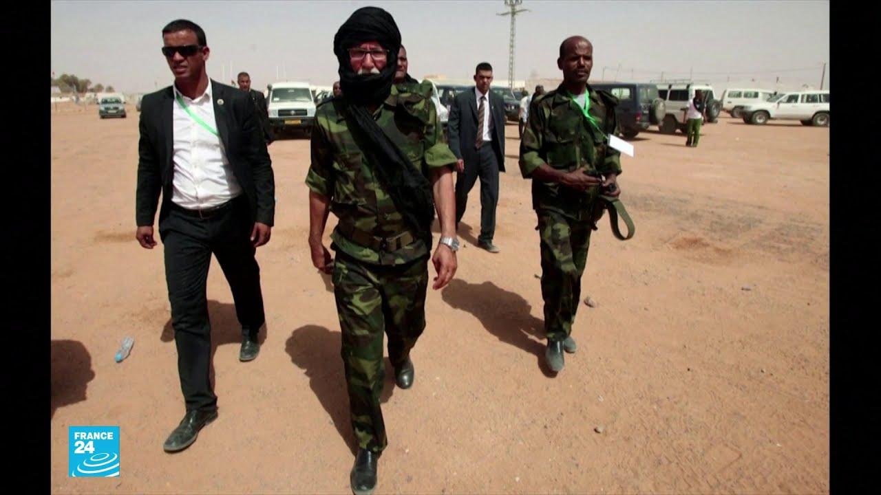 زعيم البوليساريو يصل إلى الجزائر بعد تلقيه العلاج في مشفى بمدينة لوغرونو الإسبانية