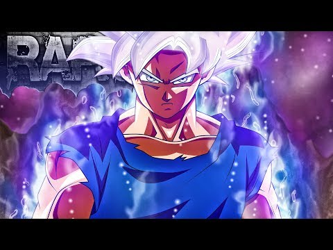 Rap do Goku Instinto Superior | Poder e Superação | Dbs/Dbz | VG Beats