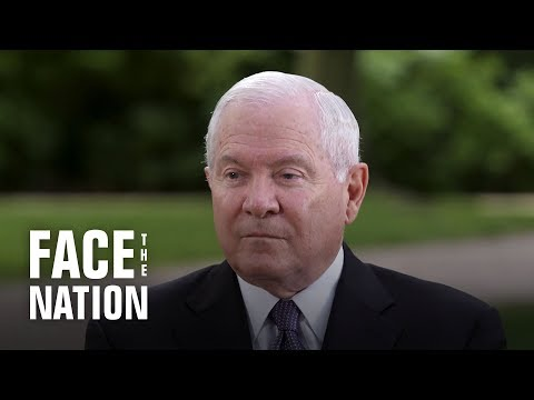 Robert Gates on the Trump administration's strategy on China