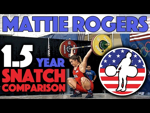 Mattie Rogers - 1.5 Years of Snatches