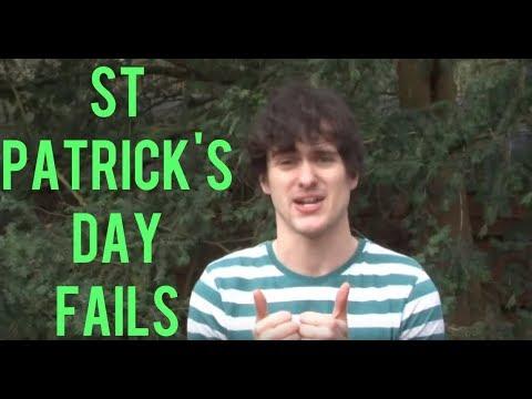 ST PATRICK'S DAY FAILS || 2018|| Drunk fail compilation!