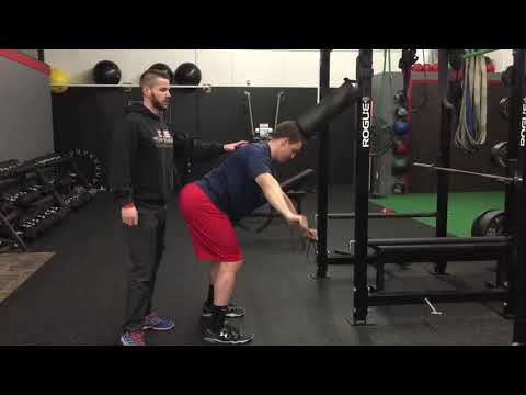 O.B. Training & Sports Performance - Core/Thoracic Mobility Exercise