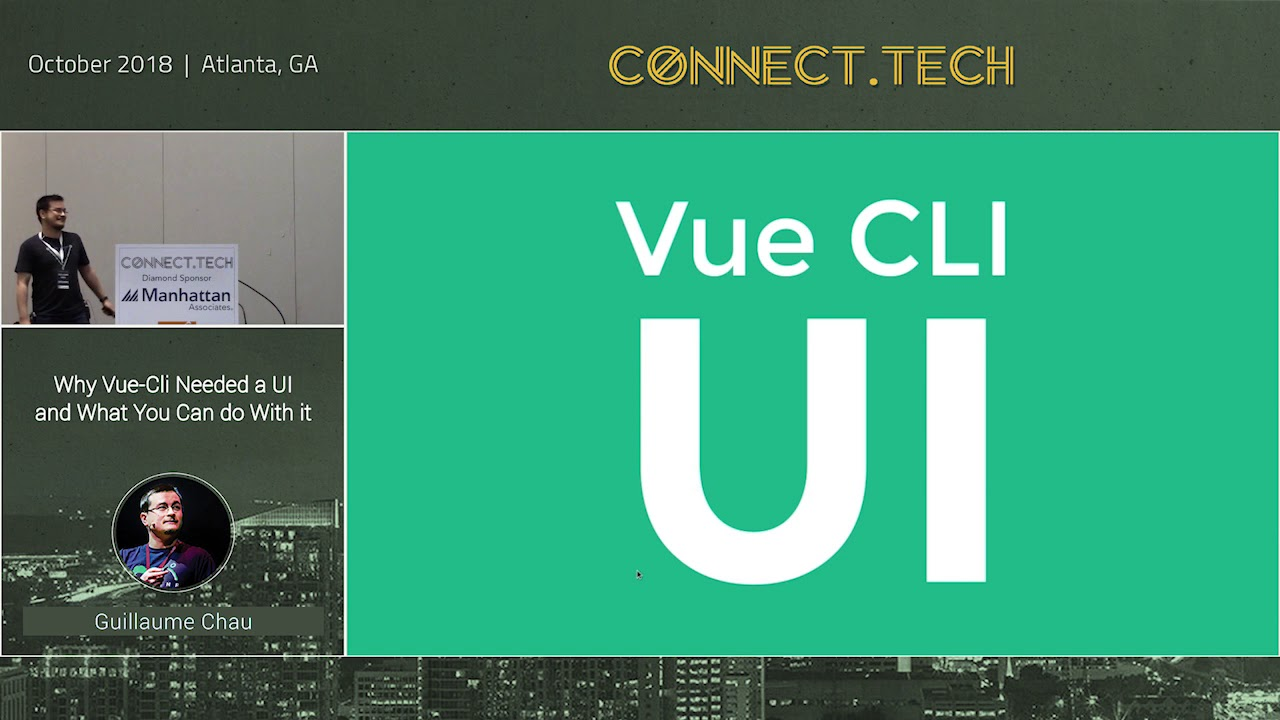 Why Vue Cli Needed a UI and What You Can do With it by Guillaume Chau