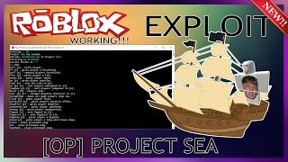 roblox hack exploit project sea cmds 40 chat hook clone trump btools and more working