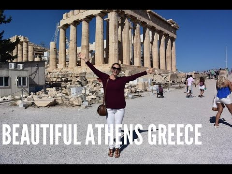 BEAUTIFUL ATHENS GREECE!