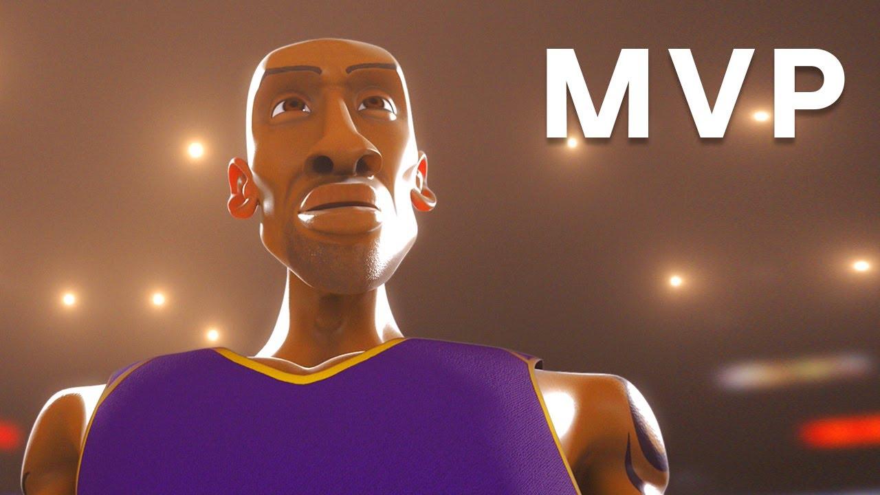 MVP | Animation Short Film inspired by Kobe Bryant