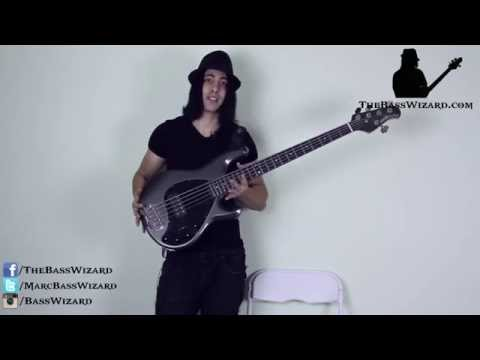 How High or Low Should My Guitar or Bass Strap Be? (The Bass Wizard)