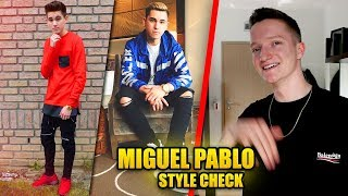 MIGUEL PABLO - STYLE CHECK