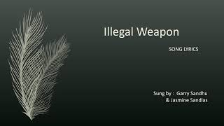 Illegal weapon I al with translation l Garry Sandhu feat Jasmine Sandlas