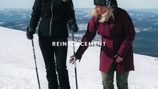 Обзор женских горнолыжных брюк TUMBLR от 8848 Altitude