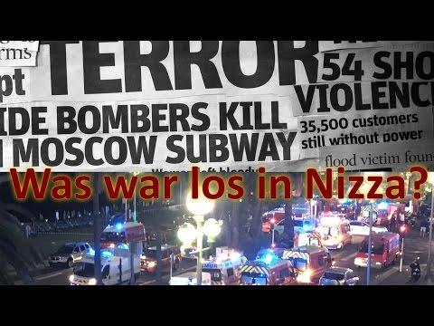 War die Terrorfahrt von Nizza eine False Flag Operation? Meine Sache - Folge 26