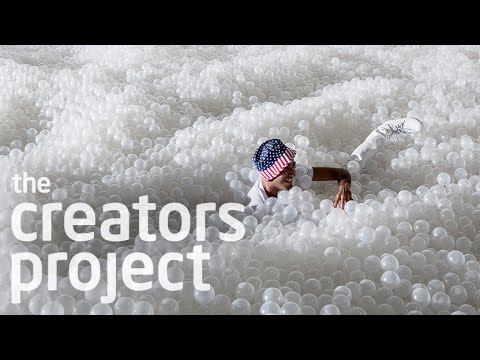 Snarkitecture's Million Ball Beach | The Process