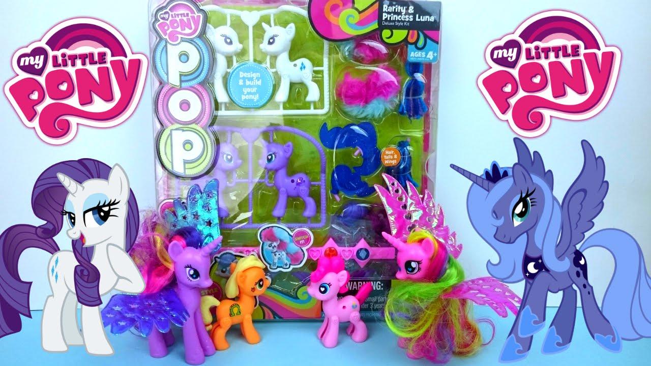 My little pony / игрушка подводные пони-подружки. (1) 5 540 тг. Мульти пульти / мягкая игрушка