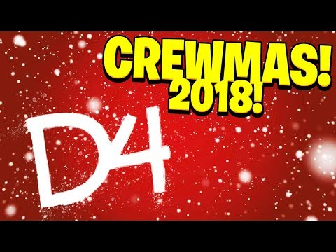 CREWMAS 2018! (Crew Christmas)