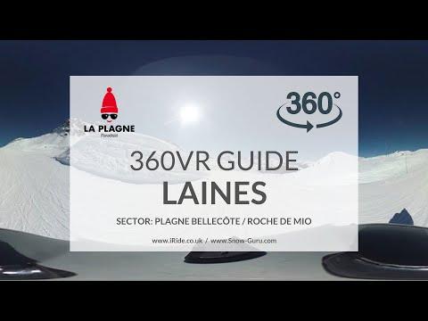 360' VIDEO PL BELLECOTE R MIO   PISTE LAINES ARPETTE 23 02 19