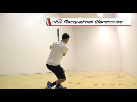 how to return a drive serve in racquetball