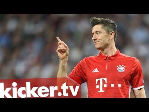 """Lewandowski: """"Konkurrenz? Der BVB ist die Nummer 1"""""""