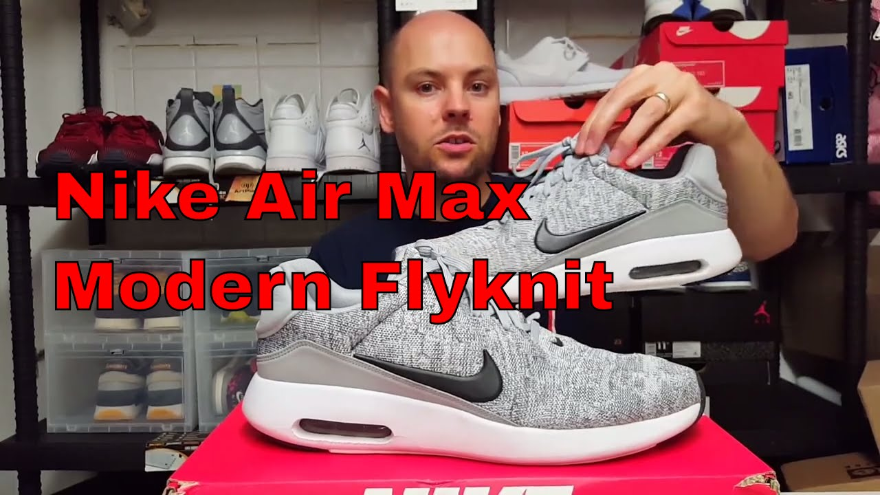 Nike Air Max Modern Flyknit Review THE ICON, UPDATED. Sneakers Trainers