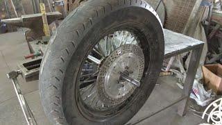 як зробити крило для мотоцикла