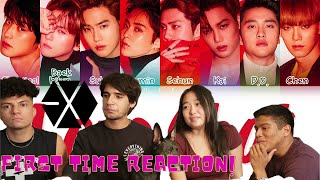 THAT WAS EPIC!!      FIRST TIME REACTING TO EXO 엑소 'Love…
