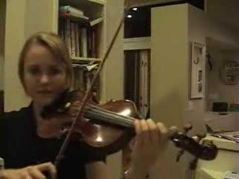 How to Play the violin solo in