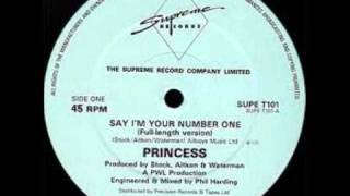 Princess - Say I
