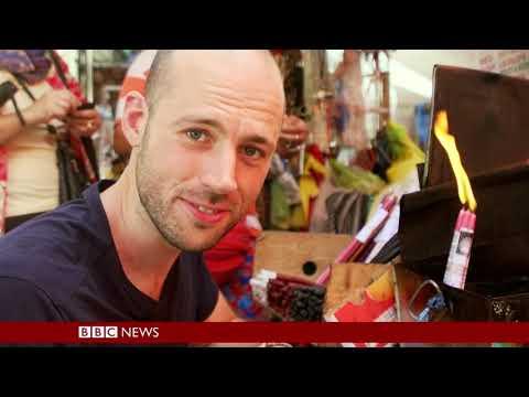 BBC News - The Travel Show - Exploring Manila