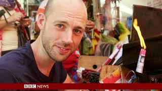 BBC News - The Travel Show - Exploring Manila