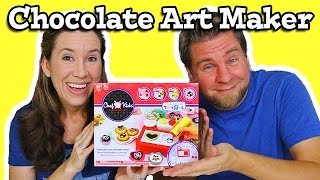 Chef Kids Chocolate Art Review