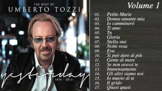 The Best of Umberto Tozzi [VOLUME 1]