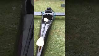 Kayak a moteur