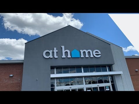Retail Therapy || 💕 The At Home Store 💕|| Getting Inspired