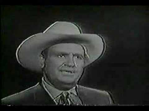 GENE AUTRY SILVER HAIRED DADDY OF MINE