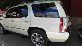 Cadillac Escalade 3 на свадьбу
